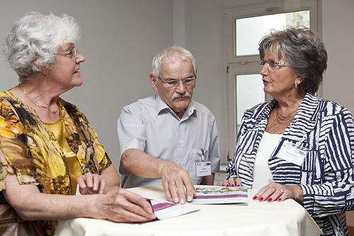 Senioren-Bildquelle-Flickrwissenschaftsjahr