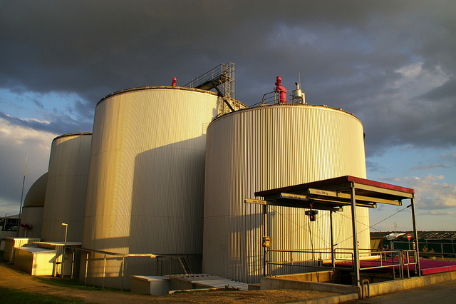 Biogasanlage_flickr_Frerk Meyer_CC2.0