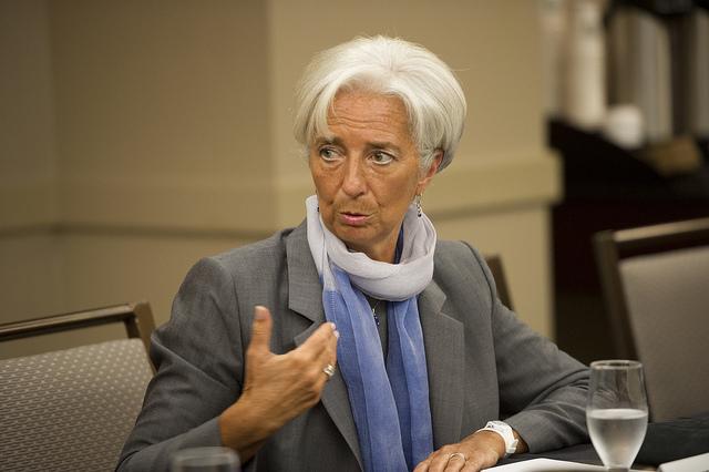 Christine Lagarde_flickr_Center for Global Developement_CC2.0