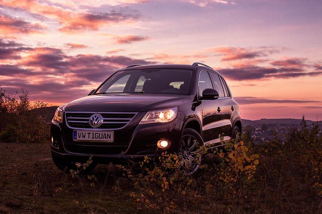 Trotz hoher Dynamik könnte sich VW für den Bau des Tiguan im Ausland entscheiden